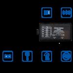 Навигационный прибор Teltonika FMB900 схема