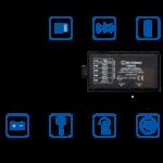 Навигационный прибор Teltonika FMB920 схема